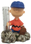 Charlie Brown Rain Gauge