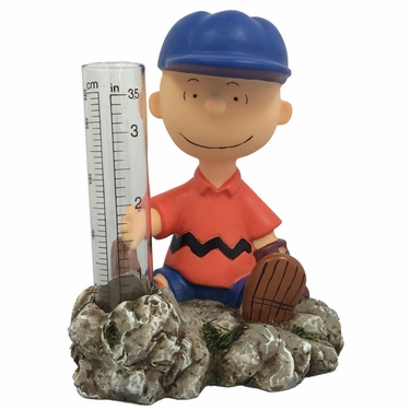 Charlie Brown Rain Gauge - Click to enlarge