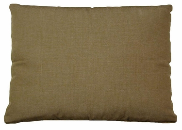 Chocolate Brown Outdoor Pillow - Click to enlarge