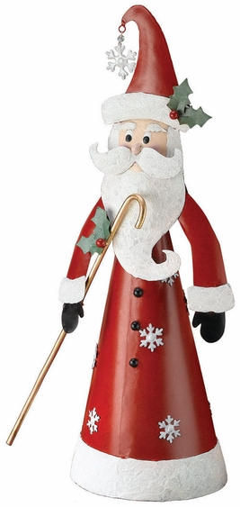 Christmas Santa Decoration - Click to enlarge