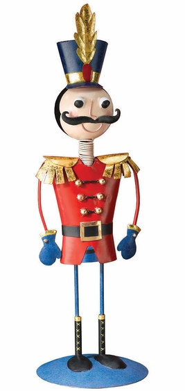 Christmas Toy Soldier Decoration - Click to enlarge