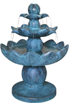 Classic Style Tiered Fountains