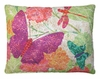 Colors of Nature Butterflies Outdoor Pillow