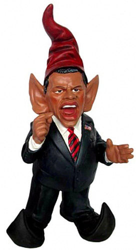 Commander in Chief Gnome - Click to enlarge