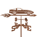 Corvette C4 Weathervane