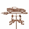 Corvette C6 Weathervane