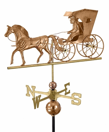 Country Doctor Weathervane - Click to enlarge