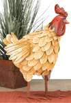 Country Hen Decor