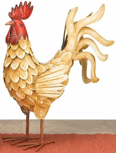 Country Rooster Decor - Click to enlarge