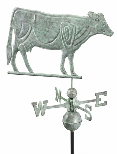 Cow Weathervane - Click to enlarge