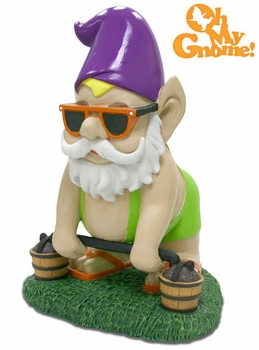 Crossfit Mankini Gnome - OMG! - Click to enlarge