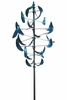 Dancing Leaves Wind Spinner - Blue
