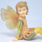 Dandelion Fairy Statue - Cicely Mary Barker