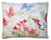 Delicate Butterflies Outdoor Pillow