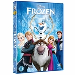 Disney's Frozen DVD Movie