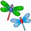 Dragonfly Wall Art (Set of 2)