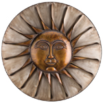 El Sol Wall Decor