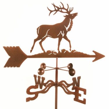 Elk Weathervane - Click to enlarge