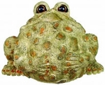 Extra Large Buddha Toad - Light Natural