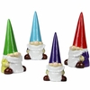 Faceless Gnomes (Set of 4)