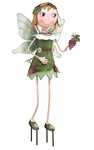 Fairy Garden Decor - Green