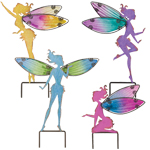 Small Fairy Plant Stakes (Set of 4)