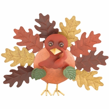 Fall Turkey Decor - Click to enlarge