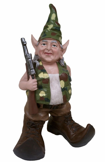 Female Hunter Gnome - Click to enlarge