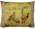 Field Loads Outdoor Pillow