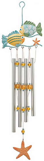 Fish Wind Chime - Click to enlarge