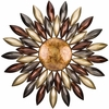 "34"" Sunset Flower Wall Art"
