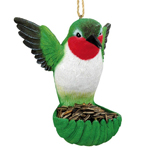 Flying Bird Feeder - Hummingbird