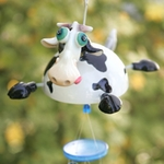 Flying Cow Wind Chime