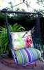 Folsom Aviary Bird Hammock Chair Swing Set