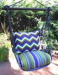 Folsom Stripe Hammock Chairs