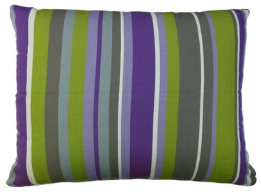 Folsom Stripe Outdoor Pillow - Click to enlarge