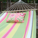 Fresh Lime Sundure Fabric Hammock