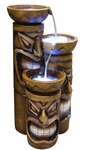 Friki Tiki ThreeTier LED Fountain