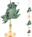Frog Hanging Decor