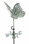 Garden Butterfly Weathervane