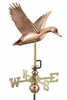 Garden Duck Weathervane