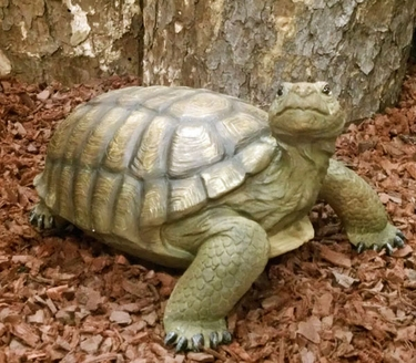 Garden Turtle Statue - Click to enlarge