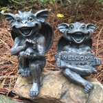 Gargoyle Gargiggle Shelf Sitters (Set of 5)