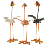GeekyBeek Hen-House Hooters (Set of 3)