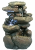 Gentle Rocks Waterfall Fountain