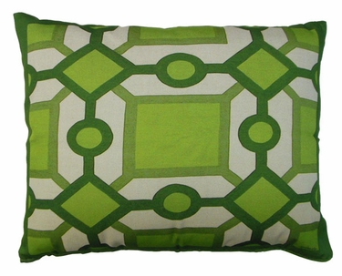 Geo Design 1 Outdoor Pillow - Click to enlarge