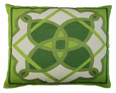 Geo Design 2 Outdoor Pillow - Click to enlarge