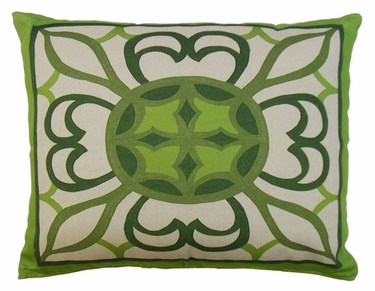 Geo Design 3 Outdoor Pillow - Click to enlarge