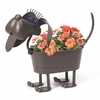 Gertruda the Wiener Dog Planter