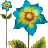 Giant Flower Stake - Blue